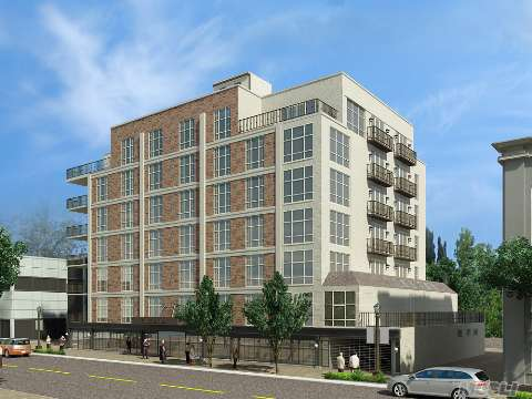A new build condominium located in the heart of Astoria.